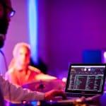 DJ und Drummer