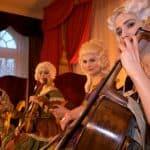 barokoko Streich-Quartett