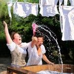 Der Waschtag!